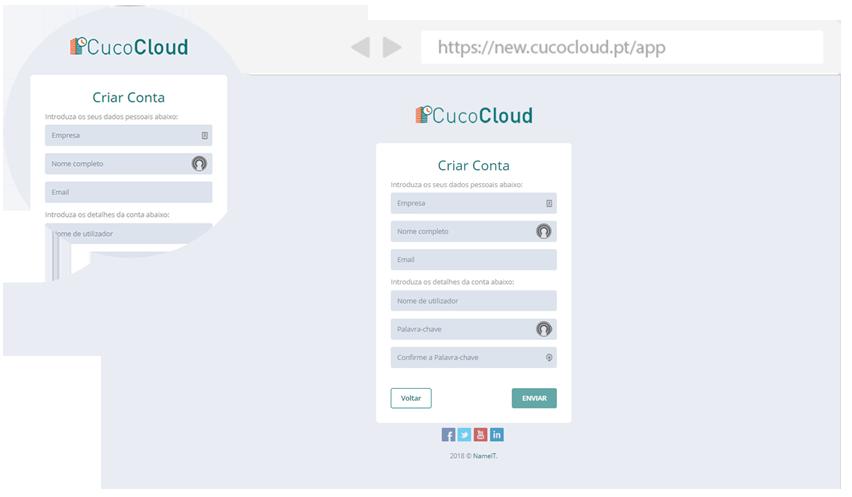 CucoCloud - O melhor serviço de picar o ponto!